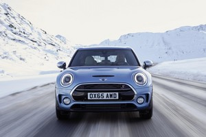 Foto Delantera Mini Mini-clubman-all4 Dos Volumenes 2016