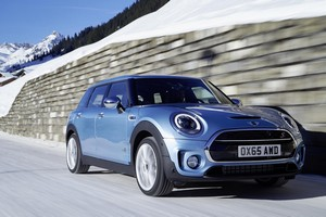 Foto Exteriores 4 Mini Mini-clubman-all4 Dos Volumenes 2016