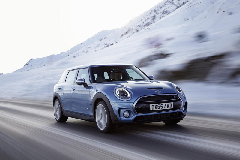 Foto Exteriores Mini Mini-clubman-all4 Dos Volumenes 2016