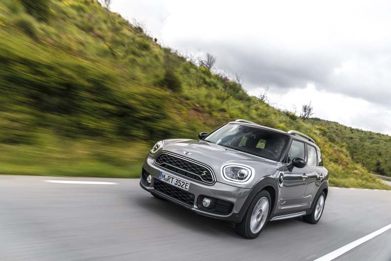 Mini Cooper S E ALL4 Countryman, prueba a fondo