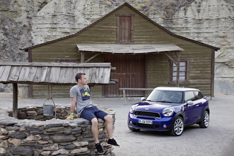 Foto Exteriores Mini Mini Paceman Dos Volumenes 2012