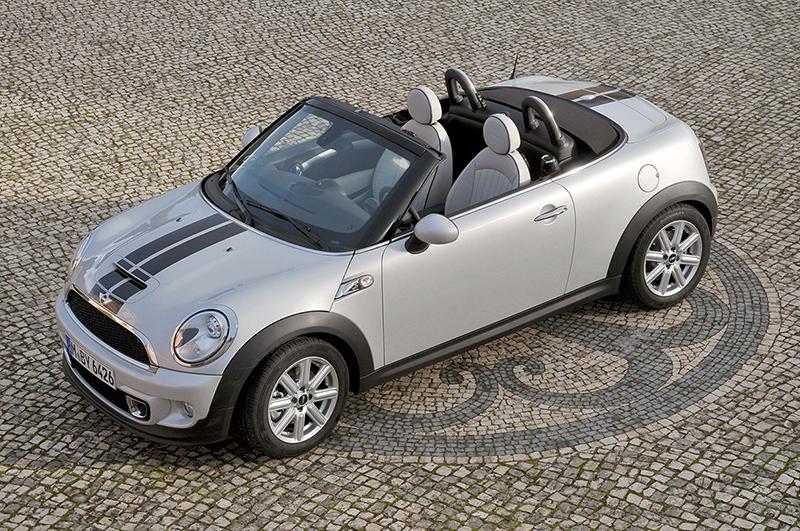 Foto Exteriores Mini Roadster Descapotable 2012
