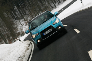 Foto Exteriores-(33) Mitsubishi Asx Suv Todocamino 2010