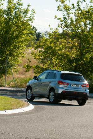 Foto Exteriores-(7) Mitsubishi Asx Suv Todocamino 2010