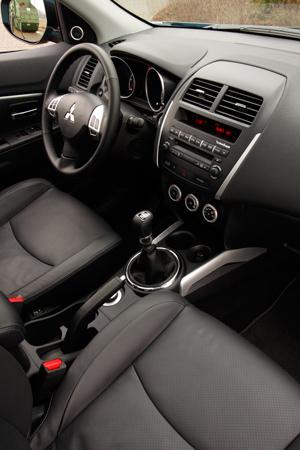 Foto Interiores-(1) Mitsubishi Asx Suv Todocamino 2010