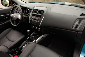 Foto Interiores-(2) Mitsubishi Asx Suv Todocamino 2010
