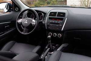 Foto Interiores-(3) Mitsubishi Asx Suv Todocamino 2010