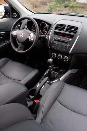 Foto Interiores-(5) Mitsubishi Asx Suv Todocamino 2010