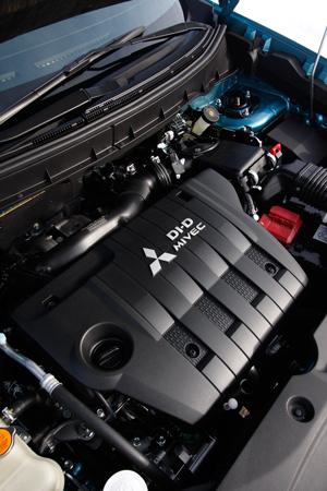Foto Tecnicas-(1) Mitsubishi Asx Suv Todocamino 2010