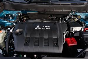 Foto Tecnicas-(2) Mitsubishi Asx Suv Todocamino 2010