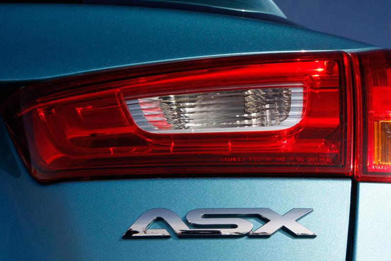 Foto Detalles Mitsubishi Asx Suv Todocamino 2010
