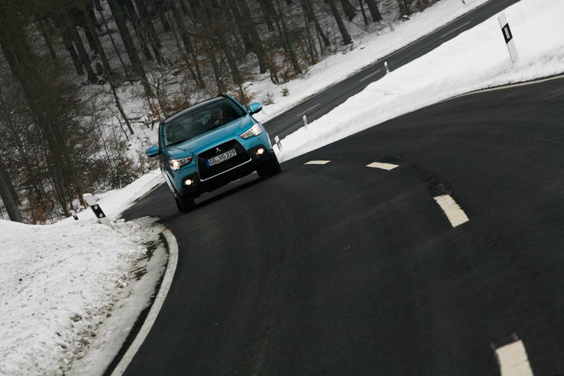 Foto Exteriores Mitsubishi Asx Suv Todocamino 2010