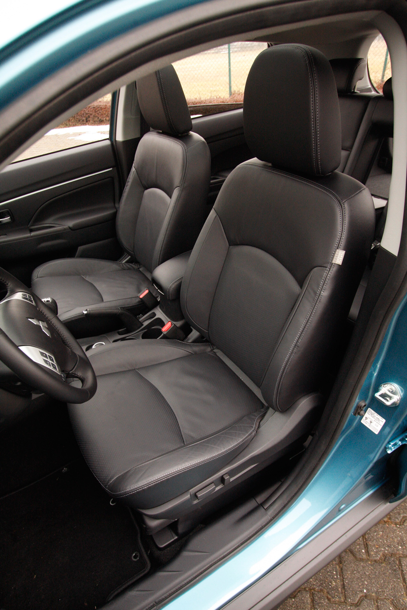 Foto Interiores-(4) Mitsubishi Asx Suv Todocamino 2010