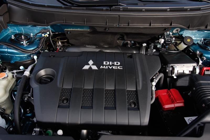 Foto Tecnicas Mitsubishi Asx Suv Todocamino 2010