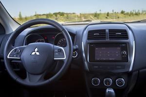 Foto Salpicadero Mitsubishi Asx Suv Todocamino 2013