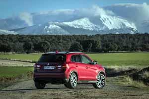 Foto Exteriores(5) Mitsubishi Asx Suv Todocamino 2017