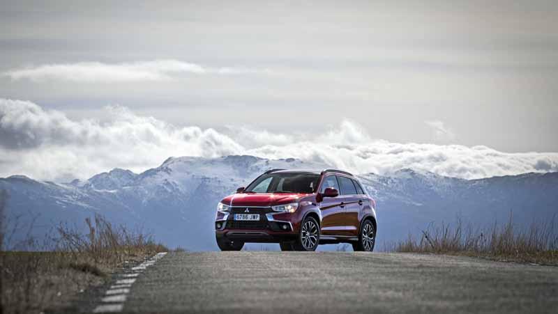 Foto Exteriores(3) Mitsubishi Asx Suv Todocamino 2017