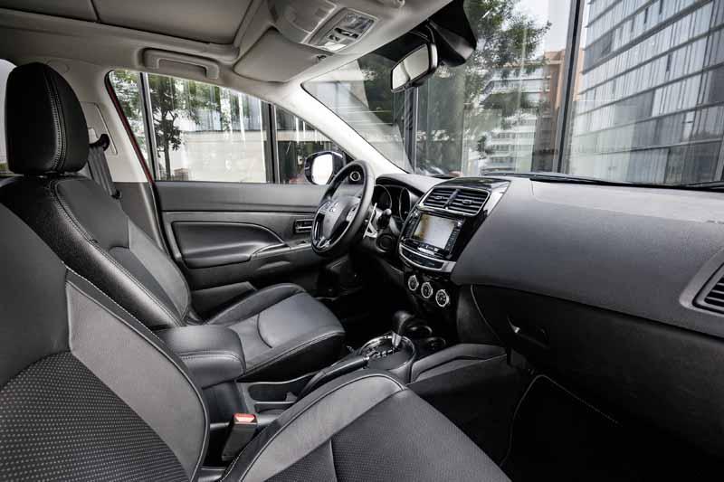 Foto Interiores(1) Mitsubishi Asx Suv Todocamino 2017