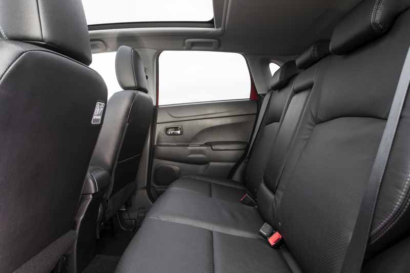Foto Interiores(6) Mitsubishi Asx Suv Todocamino 2017