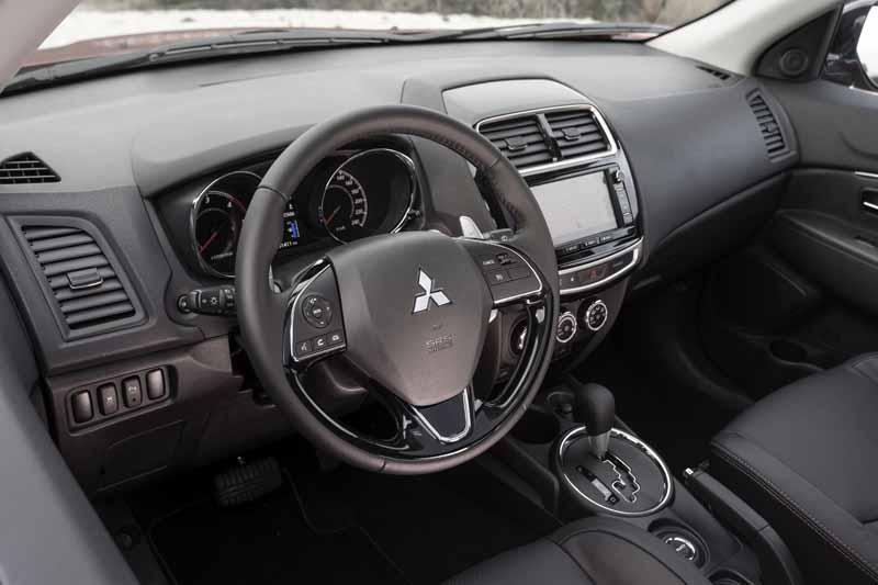 Foto Interiores(7) Mitsubishi Asx Suv Todocamino 2017