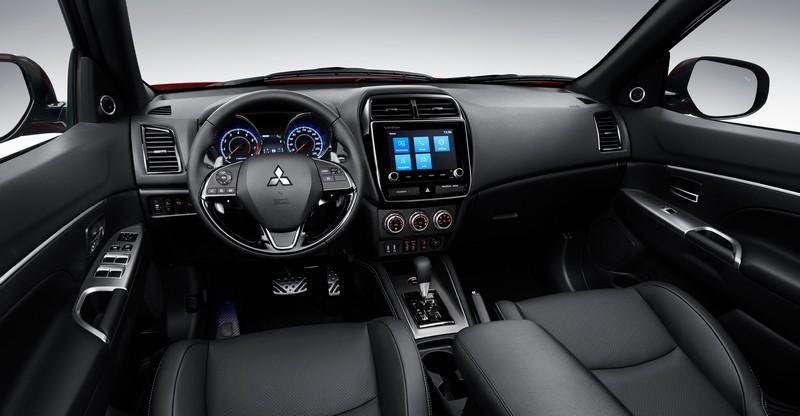 Foto Salpicadero Mitsubishi Asx Suv Todocamino 2020