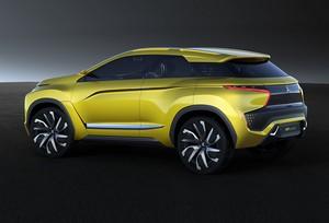 Foto Exteriores 1 Mitsubishi Ex-concept Concept 2015