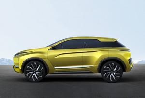 Foto Exteriores 2 Mitsubishi Ex-concept Concept 2015