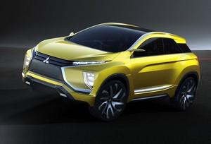 Foto Exteriores Mitsubishi Ex-concept Concept 2015