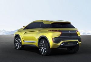 Foto Trasera Mitsubishi Ex-concept Concept 2015