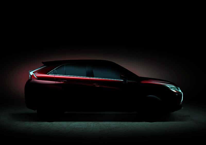 Foto Exteriores(2) Mitsubishi Eclipse-cross Suv Todocamino 2017