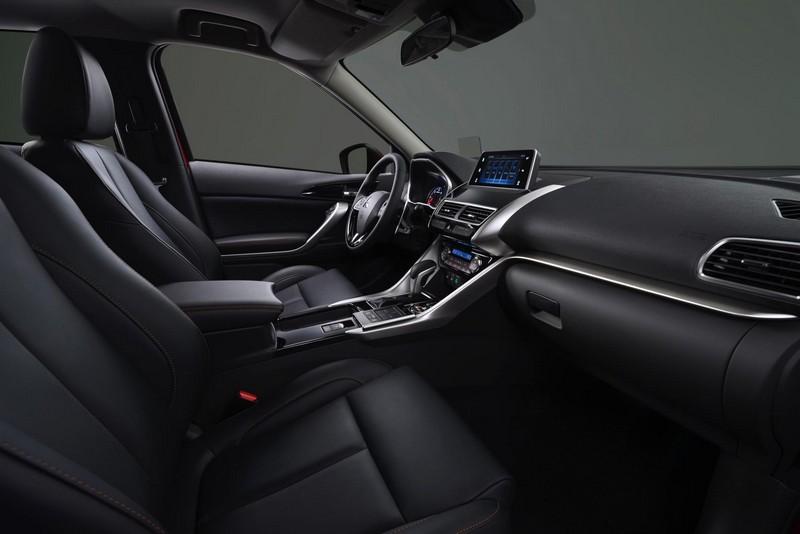 Foto Interiores Mitsubishi Eclipse Cross Suv Todocamino 2017