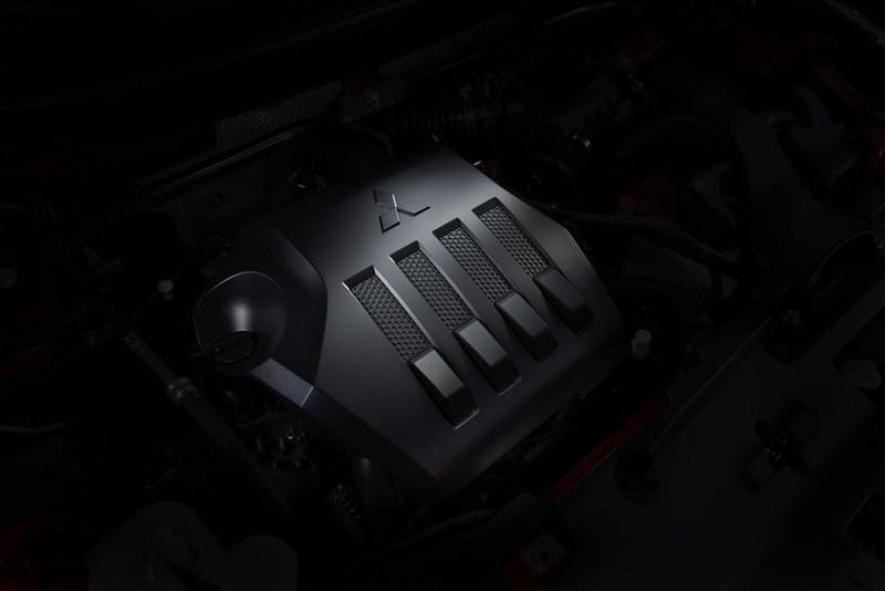 Foto Tecnicas Mitsubishi Eclipse Cross Suv Todocamino 2017