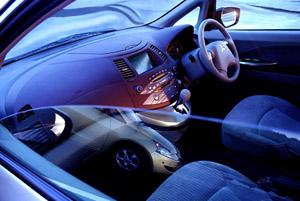 Foto Salpicadero Mitsubishi Grandis Monovolumen 2008