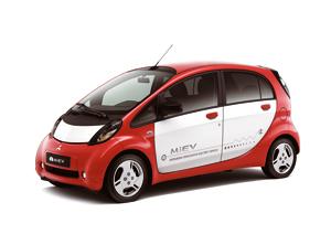 Foto Perfil Mitsubishi I-miev Monovolumen 2010