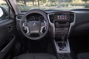 Foto Interiores (1) Mitsubishi L200 Suv Todocamino 2019