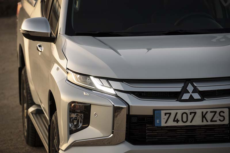 Foto Detalles Mitsubishi L200 Suv Todocamino 2019