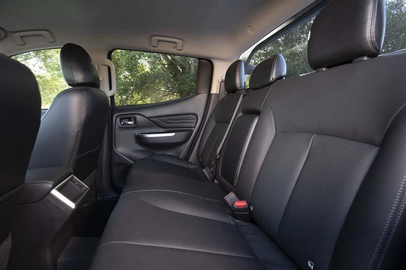 Foto Interiores Mitsubishi L200 Suv Todocamino 2019