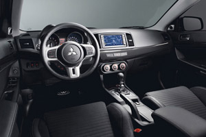 Foto Salpicadero Mitsubishi Lancer Sedan 2008