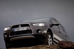 Mitsubishi Outlander h�brido enchufable