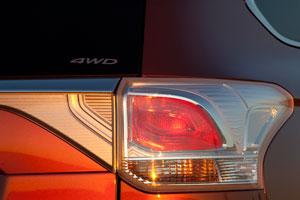 Foto Detalles (1) Mitsubishi Outlander Suv Todocamino 2012