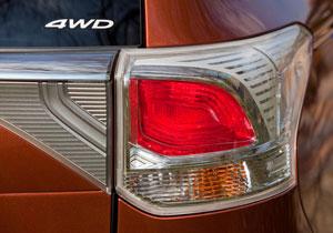 Foto Detalles (26) Mitsubishi Outlander Suv Todocamino 2012