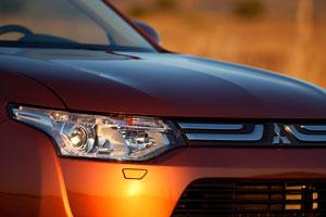 Foto Detalles (3) Mitsubishi Outlander Suv Todocamino 2012
