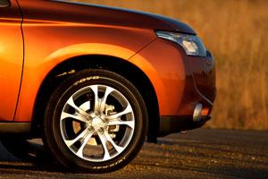 Foto Detalles (30) Mitsubishi Outlander Suv Todocamino 2012