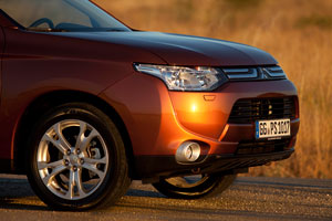 Foto Detalles (31) Mitsubishi Outlander Suv Todocamino 2012