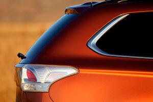 Foto Detalles (33) Mitsubishi Outlander Suv Todocamino 2012