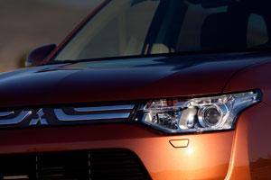 Foto Detalles (5) Mitsubishi Outlander Suv Todocamino 2012
