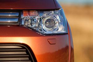 Foto Detalles (6) Mitsubishi Outlander Suv Todocamino 2012