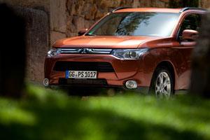 Foto Exteriores  (11) Mitsubishi Outlander Suv Todocamino 2012