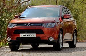 Foto Exteriores  (20) Mitsubishi Outlander Suv Todocamino 2012