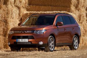 Foto Exteriores  (40) Mitsubishi Outlander Suv Todocamino 2012